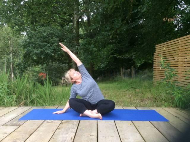 Beverley Oldham Hatha Yoga Teacher