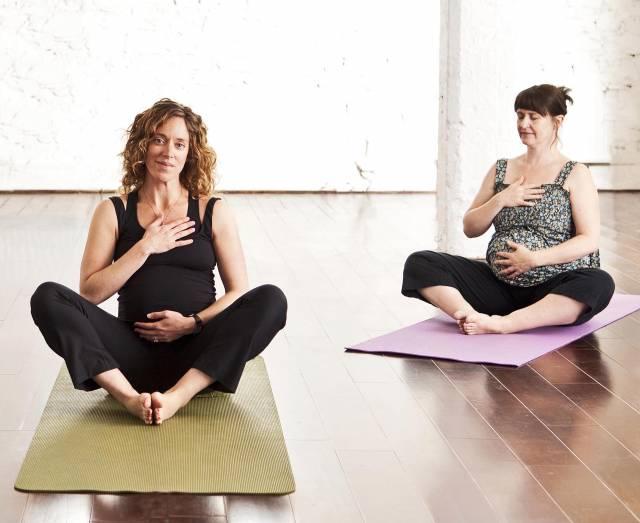 Pregnancy Hatha Yoga Classes